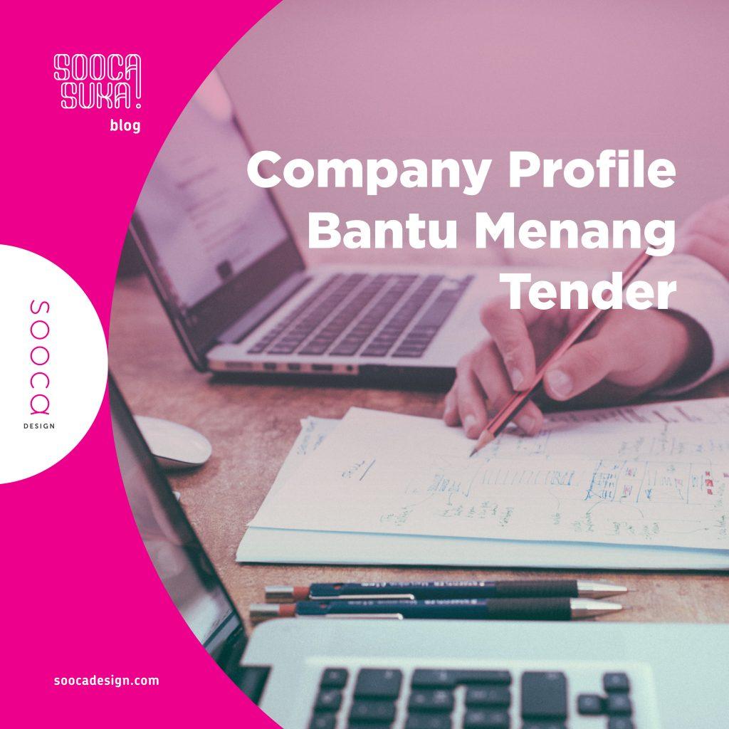 fungsi company profile adalah
