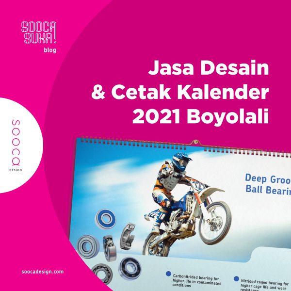 jasa cetak kalender 2021 di Boyolali