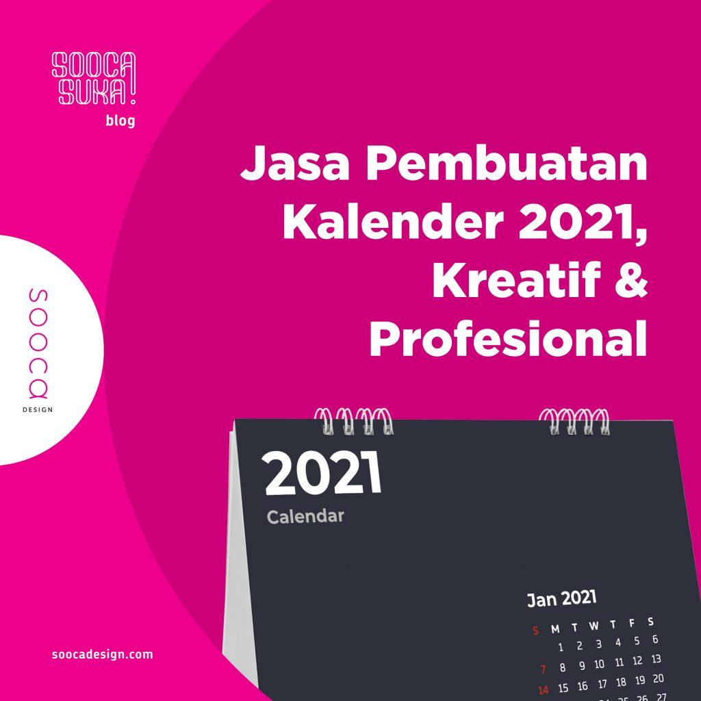 jasa pembuatan kalender 2021