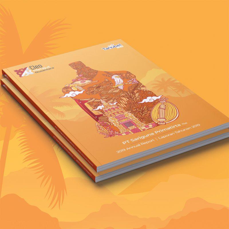 Annual Report PT Sariguna Primatirta Tbk – 2019