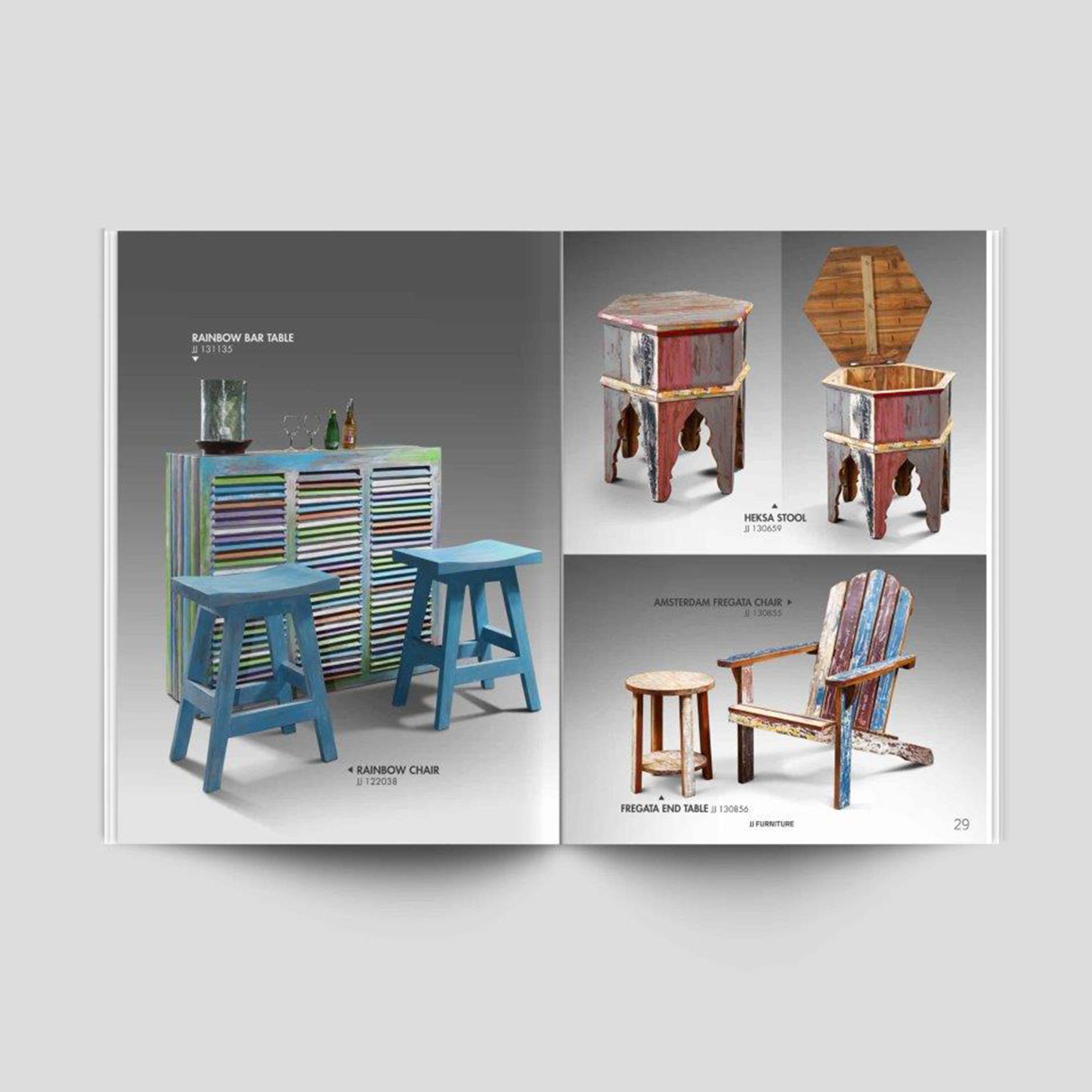 Catalog Design JJ Furniture