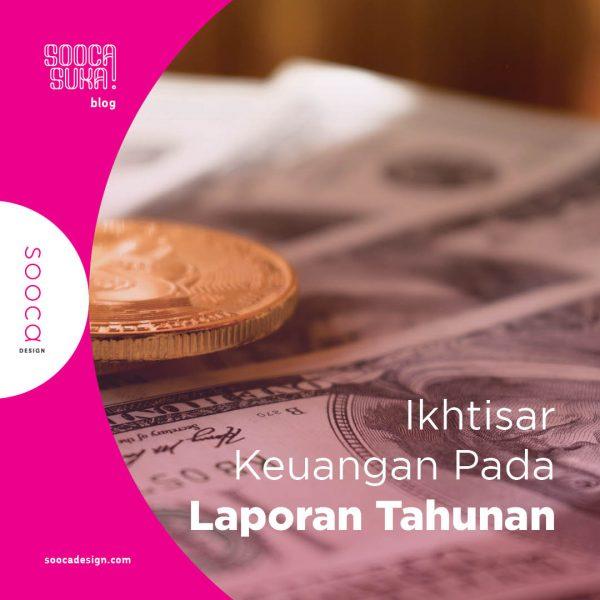 contoh ikhtisar keuangan dalam laporan tahunan