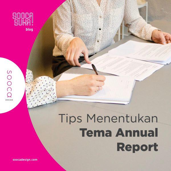 Tema Pada Annual Report
