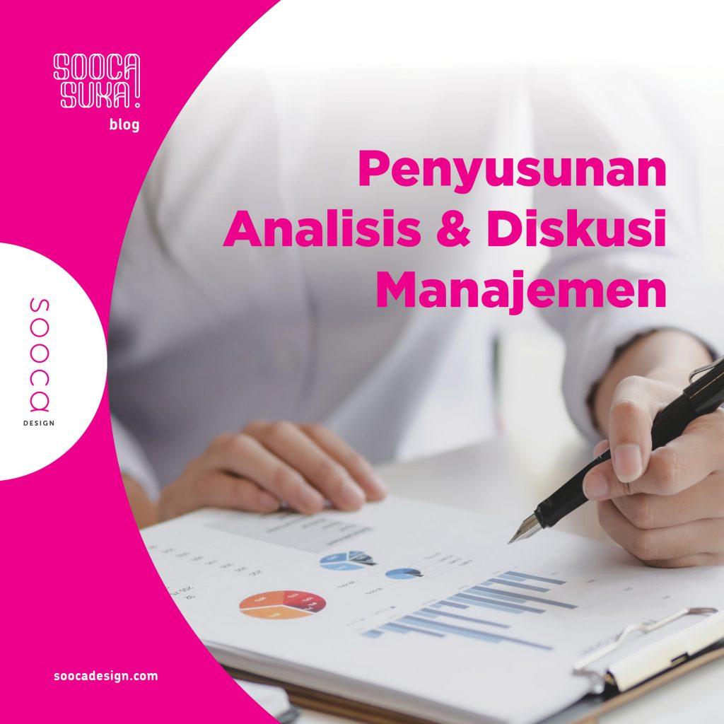 analisis dan diskusi manajemen dalam laporan tahunan