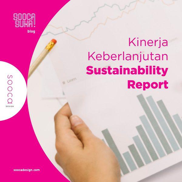 aspek kinerja keberlanjutan sustainability report