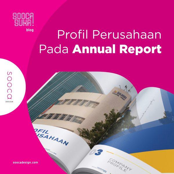 pentingnya profil perusahaan pada annual report
