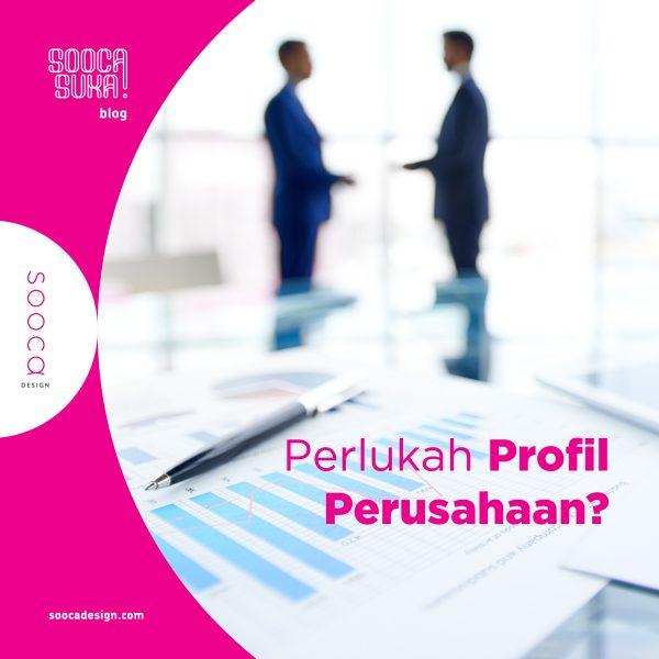 profil perusahaan dalam laporan keberlanjutan