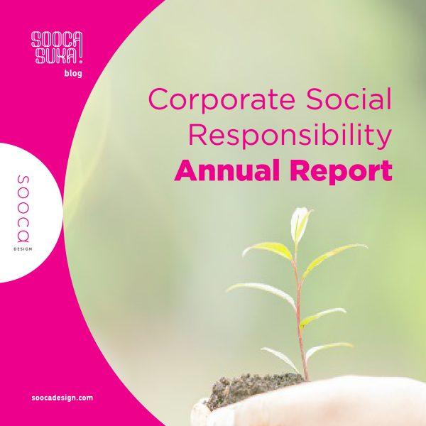 tanggung jawab sosial perusahaan dalam annual report