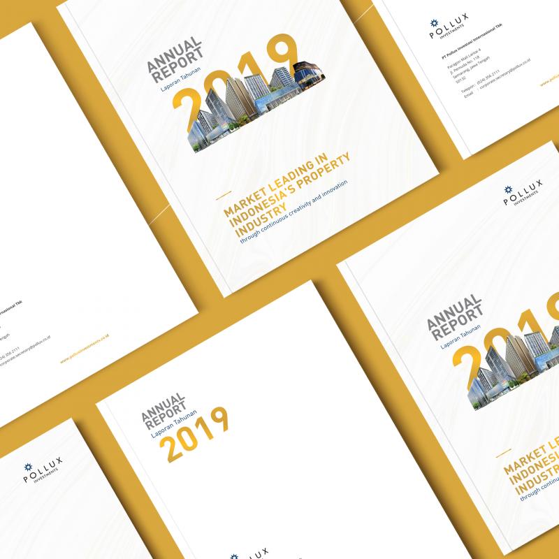 Annual Report PT Pollux Investasi Internasional Tbk – 2019
