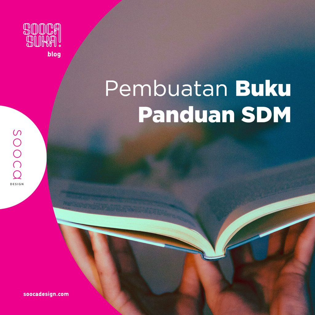 jasa pembuatan buku panduan SDM