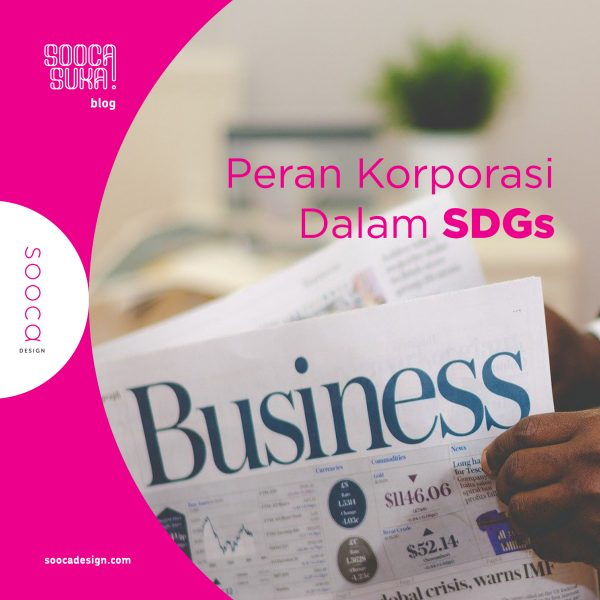 peran korporasi mendukung pencapaian SDGs