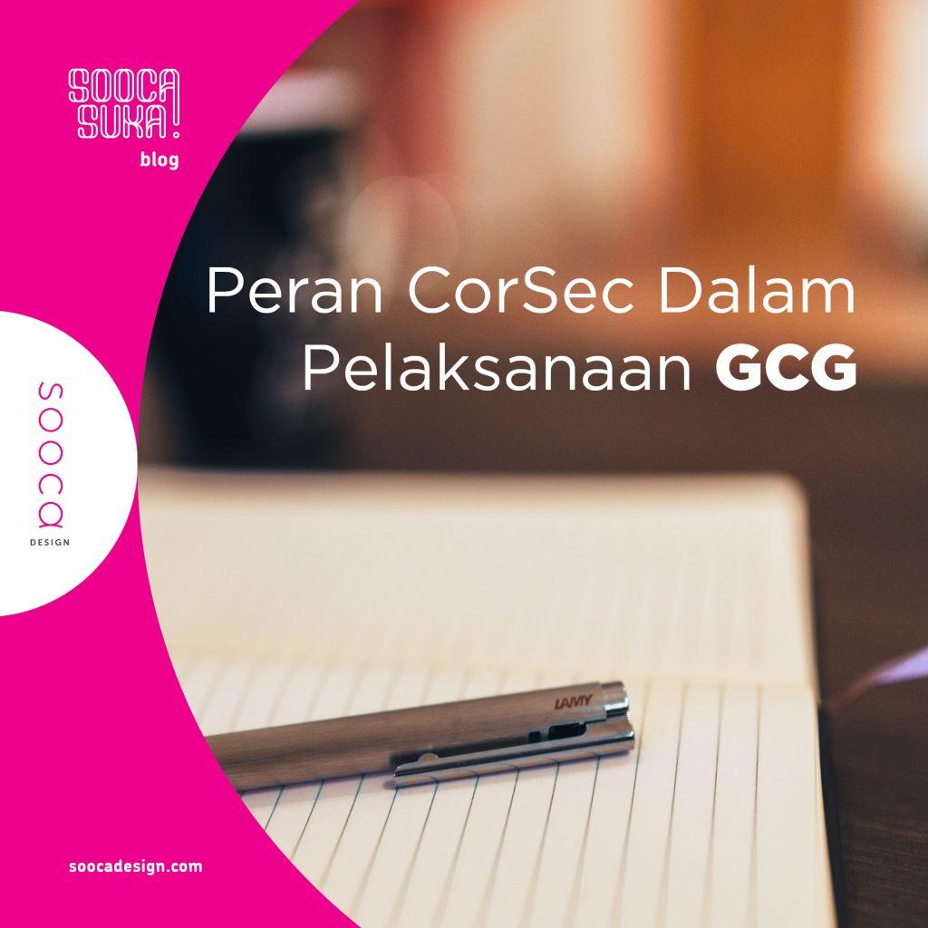 peran corporate secretary dalam pelaksanaan gcg
