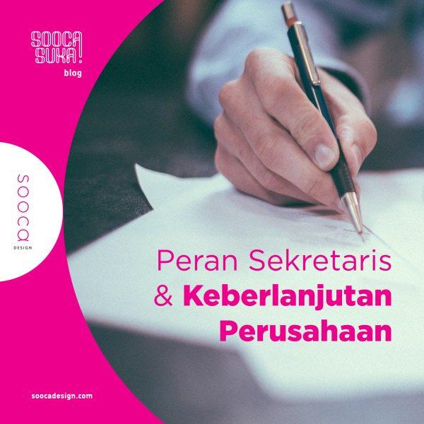 peran sekretaris perusahaan dalam keberlanjutan perusahaan