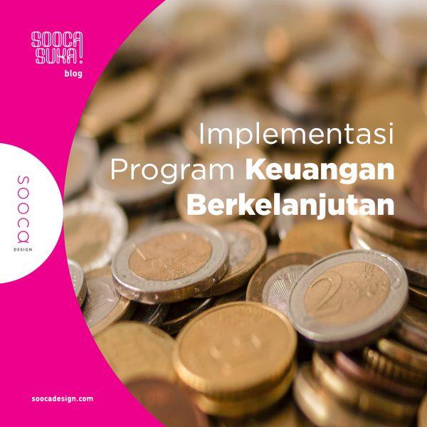 implementasi program keuangan berkelanjutan