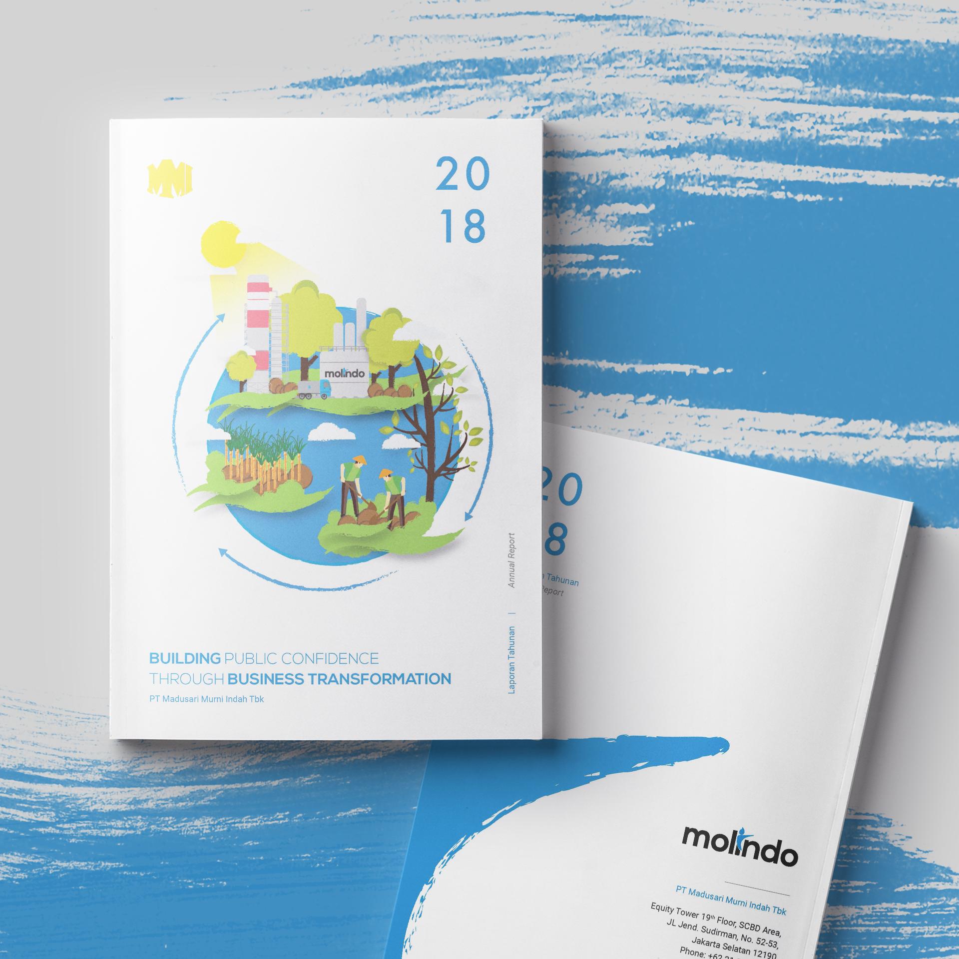 annual report molindo 2018