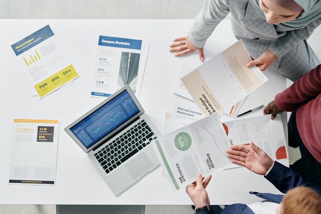 jasa pembuatan annual report (laporan tahunan)
